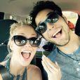 Anna Camp et Skylar Astin vont se marier (photo postée le 3 janvier 2016)