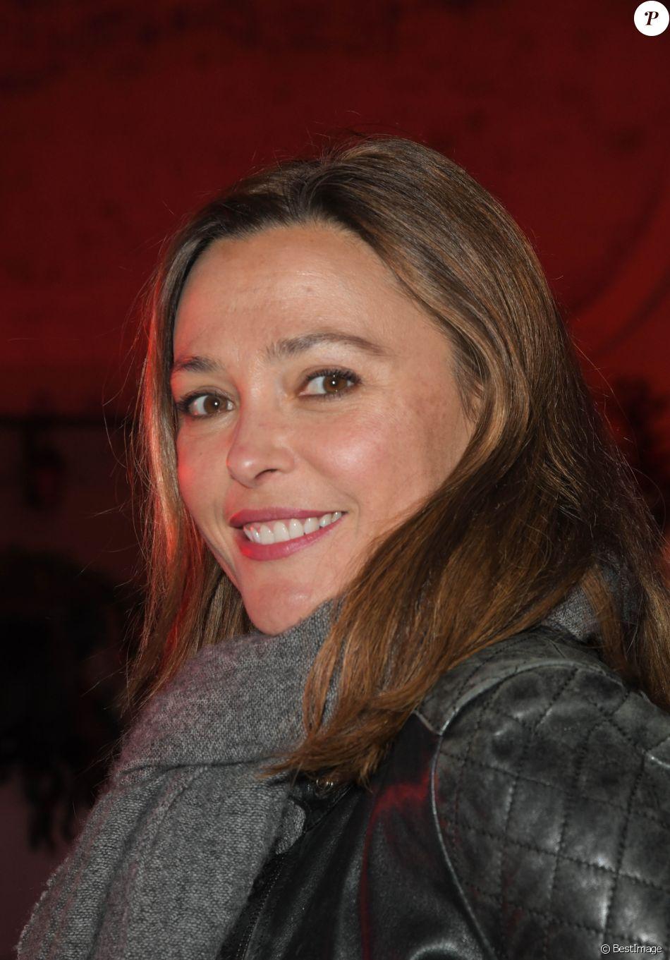 """Sandrine Quétier - Soirée du 10ème anniversaire de l'agence audiovisiuelle """"Flair production"""" à l'hôtel """"Le Marois"""" à Paris le 28 mars 2019.  © Coadic Guirec/Bestimage28/03/2019 -"""