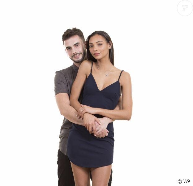 Lysa (22 ans) et Nicolas (24 ans) - L'Île de la tentation 2019.
