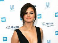 Selena Gomez : Sublime en robe décolletée face à Natalie Portman