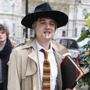 "Pete Doherty, la quarantaine inespérée : ""Je mène une vie plus calme"""
