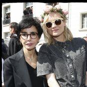 Diane Kruger et Rachida Dati, chic spectatrices de la Formule E