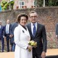 Le prince Bernhard et sa femme la princesse Annette lors des célébrations du King's Day à Amsfoort le 27 avril 2019 pour les 52 ans du roi Willem-Alexander des Pays-Bas.