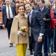 Le prince Floris et sa femme la princesse Aimee lors des célébrations du King's Day à Amsfoort le 27 avril 2019 pour les 52 ans du roi Willem-Alexander des Pays-Bas.