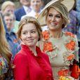 Le roi Willem-Alexander des Pays-Bas a célébré ses 52 ans le 27 avril 2019 à Amersfoort à l'occasion du King's Day, en compagnie de son épouse la reine Maxima, de leurs filles les princesses Catharina-Amalia, Alexia et Ariane, de son frère le prince Constantijn avec son épouse la princesse Laurentien et de ses cousins.