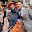 Le prince Maurits lors des célébrations du King's Day à Amsfoort le 27 avril 2019 pour les 52 ans du roi Willem-Alexander des Pays-Bas.