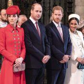 Meghan Markle et Harry ne suivent plus Kate et William sur Instagram
