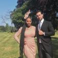 Au mariage du prince Harry et de Meghan Markle de ce 19 mai 2018, Serena Williams a d'abord assisté à la cérémonie religieuse en robe Versace avant d'opter pour une tenue signée Valentino pour la réception.