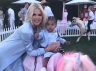 Khloé Kardashian, la critique de trop sur l'éducation de True : Sa réponse cash