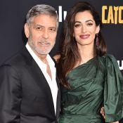 """George Clooney donne des nouvelles de ses jumeaux """"bilingues et fun"""""""