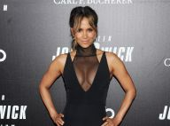 Halle Berry en décolleté ultrasexy face à l'imperturbable Keanu Reeves