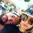 """Malika et Medhi de """"L'île de la tentation"""" complices sur Instagram - 11 février 2019"""