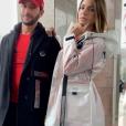 """Malika et Mehdi de """"L'île de la tentation"""" encore en couple - Instagram, 12 mars 2019"""