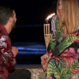 """Medhi demande Malika en mariage dans """"L'île de la tentation"""" - 9 mai 2019, sur W9"""