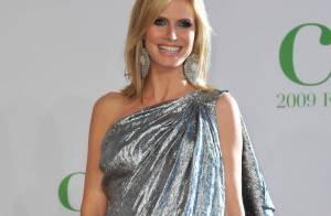 Heidi Klum, bien ronde, a retrouvé une pêche d'enfer ! La future maman est splendide !