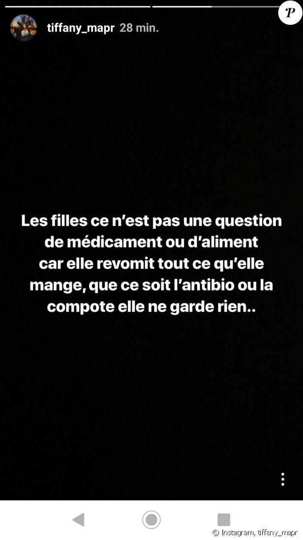 """Tiffany de """"Mariés au premier regard"""" inquiète pour Romy - 11 mai 2019"""