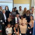 Prince Michael Jackson fête son diplôme universitaire en famille le 11 mai 2019.