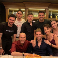 Luca Zidane le 13 mai 2019 sur Instagram.