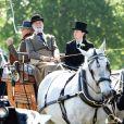 Le Michael de Kent lors du Royal Windsor Horse Show à Windsor le 12 mai 2019.