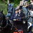 La comtesse Sophie de Wessex lors du Royal Windsor Horse Show à Windsor, le 12 mai 2019.
