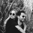 Ilona Smet et son amoureux Kamran Ahmed