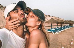 Ilona Smet amoureuse : baiser avec Kamran sous le soleil