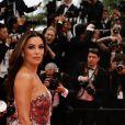 """Eva Longoria - Montée des marches du film """"The Dead Don't Die"""" lors de la cérémonie d'ouverture du 72e Festival International du Film de Cannes. Le 14 mai 2019 © Borde / Bestimage"""