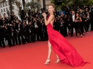 Bella Hadid en robe fendue et Amber Heard en cuissardes face à Penelope Cruz