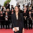 """Stéfi Celma lors de la montée des marches du film """"Douleur et Gloire"""" lors du 72ème Festival International du Film de Cannes. Le 17 mai 2019 © Jacovides-Moreau / Bestimage"""