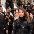 """Marjorie Harvey - Montée des marches du film """"Douleur et Gloire"""" lors du 72ème Festival International du Film de Cannes. Le 17 mai 2019 © Jacovides-Moreau / Bestimage"""