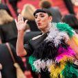 """Rossy de Palma - Montée des marches du film """"Douleur et Gloire"""" lors du 72ème Festival International du Film de Cannes. Le 17 mai 2019 © Jacovides-Moreau / Bestimage"""