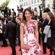 """Alicia Fall - Montée des marches du film """"Douleur et Gloire"""" lors du 72ème Festival International du Film de Cannes. Le 17 mai 2019 © Jacovides-Moreau / Bestimage"""