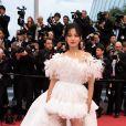 """Xin Zhilei - Montée des marches du film """"Douleur et Gloire"""" lors du 72ème Festival International du Film de Cannes. Le 17 mai 2019 © Borde / Bestimage"""