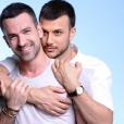 Assi Azar et son mari, en mai 2014 sur Instagram