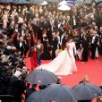 """Nick Jonas et sa femme Priyanka Chopra - Montée des marches du film """"Les plus belles années d'une vie"""" lors du 72ème Festival International du Film de Cannes. Le 18 mai 2019 © Jacovides-Moreau / Bestimage"""
