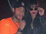 """Neymar boude une soirée foot pour passer la nuit avec la """"reine"""" Rihanna"""