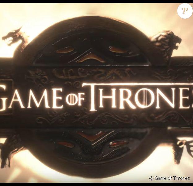 Logo de la série Game of Thrones- Capture YouTube via Game of Thrones.