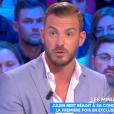 """Julien Bert dans """"TPMP"""" pour parler de sa condamnation - C8, 13 mai 2019"""