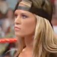 Ashley Massaro, ancienne Diva de la WWE, est morte à 39 ans le 16 mai 2019 à Long Island. Image de son premier match à Wrestlemania 23 en 2007.