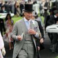 Le prince Charles au Royal Ascot. 17/06/09