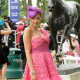 Lisa Snodown au Royal Ascot. 17/06/09