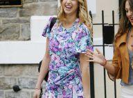 Whitney Port joue sa Carrie Bradshaw in The City, mais côté shoes... c'est vraiment pas ça !