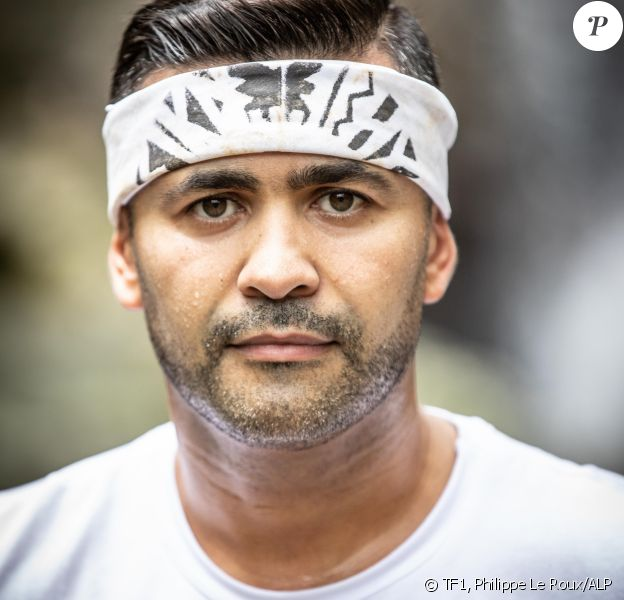 """Mohamed, candidat de """"Koh-Lanta, la guerre des chefs"""", sur TF1"""