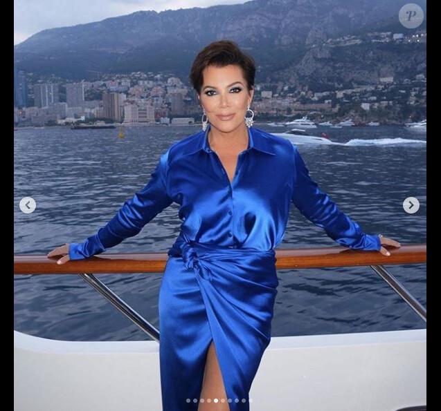 Kris Jenner. Mai 2019.