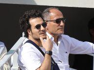 Amir : Le bras dans le plâtre à Roland-Garros