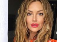 Caroline Receveur au naturel : la jeune maman s'affiche sans maquillage !