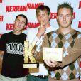 """LE GROUPE """"BLINK 182"""" LE 30/08/2000"""
