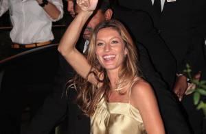 Le plus grand top du monde Gisele Bündchen... est enceinte !