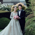 Mariage des pianistes Gina Alice et Lang Lang- 2 juin 2019- Capture Twitter via @lang_lang