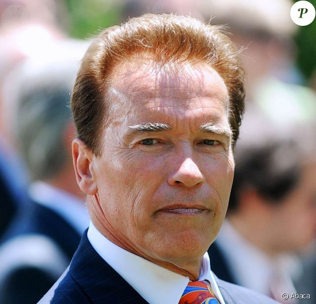 Arnold Schwarzenegger a eu chaud !